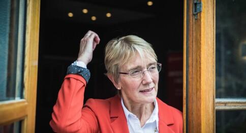 NTNU-rektoren reagerer på 5-prosentregel fra Asheim
