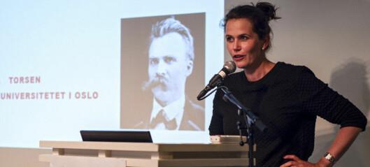 Universitetet i Oslo skal lage ex.phil-bok med flere kvinnelige filosofer
