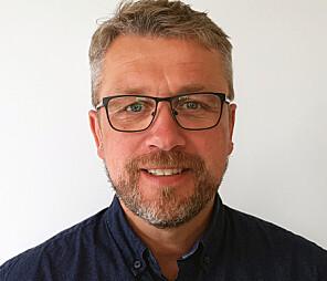 Frode Skår. Foto: Høgskulen i Innlandet