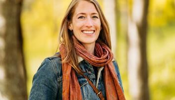 It-stipendiat, NTNU: Inger Berge Hagen. Foto: Julie Gloppe Solem, NTNU