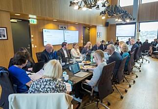 Følg styremøtet direkte