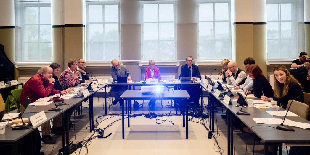 Styret ved NTNU, med rektor Anne Borg i spissen møtes i dag på zoom for å diskutere blant annet NTNUs holdning til nytt forslag til universitets- og høgskolelov, men også styringspolitikk og finansieringsmodell for sektoren.