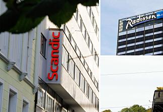 Lokale hoteller når ikke opp når universiteter og høgskoler lager hotellavtale verdt 200 millioner