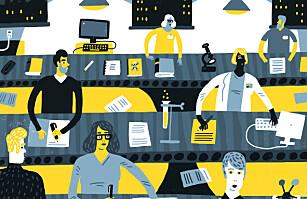 Langer ut mot «epidemisk» vekst i kommunikasjonsfolk på universitetene