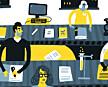 Fast ansatte akademikere trives bedre på jobb enn midlertidig ansatte