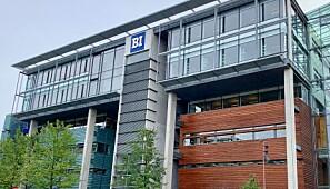 Handelshøyskolen BI, campus i Oslo, Nydalen. Foto: Ragnhild Vartdal