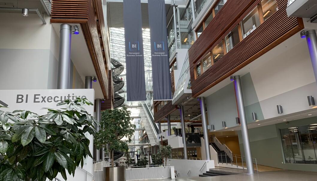 Ved Handelshøyskolen BIs campus i Oslo vil man fra høsten 2022 trolig kunne fullføre en mastergrad i forretningsjuss.
