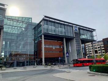 Handelshøyskolen BI campus Oslo tilbyr testkit til studenter og ansatte.