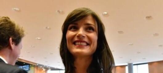 Mariya Gabriel er klar som EU-kommissær for forskning — nå også med forskning i tittelen