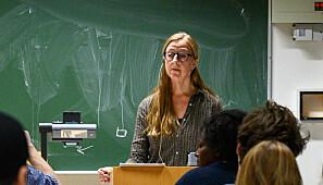 Solveig Bøe. Foto: Skjalg Bøhmer Vold