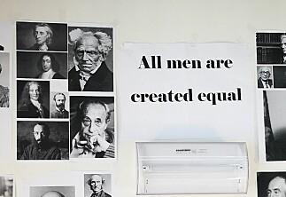 «Menn velger menn» holder ikke