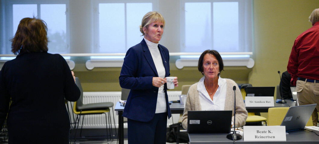 NTNU-leiinga: Universitetet har ikkje tid til nynorsk