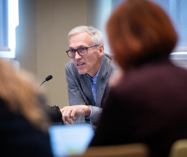 Bjarne Foss vraket som prorektor ved NTNU