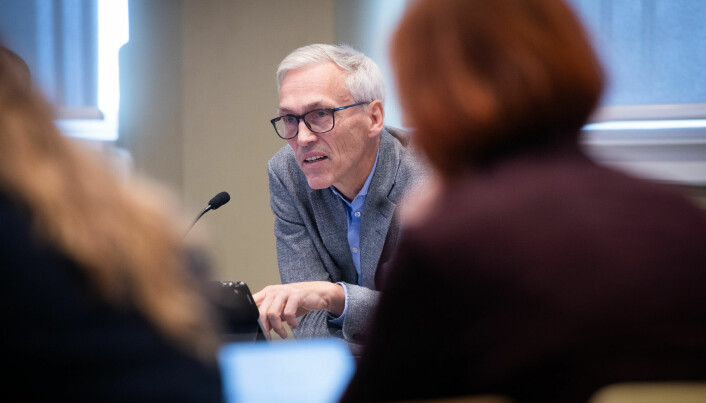 Prorektor for forskning ved NTNU, Bjarne Foss.
