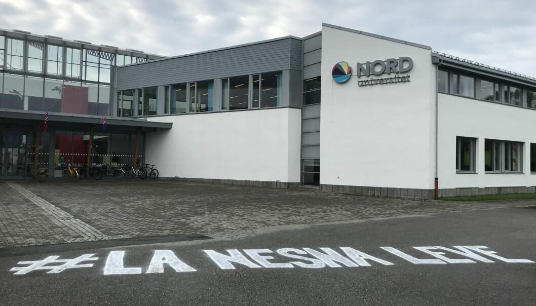 Studiested Nesna, Nord universitet. Foto: Eva Tønnessen