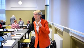 Konstituert rektor ved NTNU, Anne Borg. Foto: Skjalg Bøhmer Vold