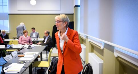 Rektor: Skiller ut forskergruppe for å gjenopprette forsvarlig arbeidsmiljø