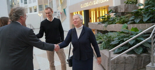 Rektorlønn og midler utenfor rammen på styremøte i Innlandet