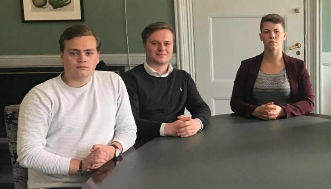 De to ansatte studentmentorene er helt sikkert flinke, men de er ansatte studenter - ikke studentrepresentanter, skriver Andreas Trohjell, Tord Hauge og Cecilie Bjørnsdotter Raustein, ledere for studentedemokratiene ved UiB, NMBU og NTNU.