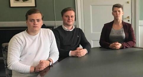 Studentledere reagerer: Agder-rektor Whittaker undergraver demokratiet
