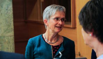 Hilde Grimstad, leder for Grimstadutvalget. Foto: Mats Arnesen