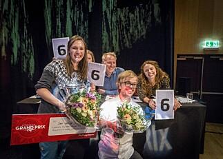 Alle finalistene klare for finalen i Forsker Grand Prix