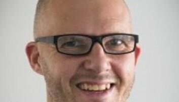 Organisasjonsdirektør Tage Båtsvik ved HVL. Foto: HVL