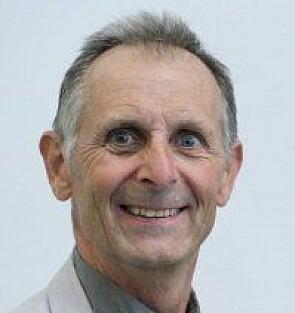 Rolf B. Fasting, professor, OsloMet. Foto: OsloMet
