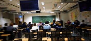 Sats på undervisning for å heve kvaliteten og for å fremme likestilling