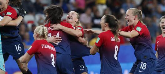 UiT går inn med 21 mill. kroner til nyetablert senter for kvinnefotball