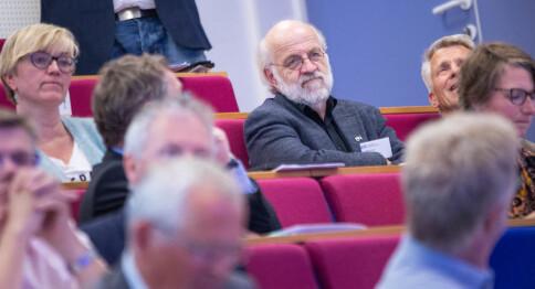 Petter Aasen: Etterlyser nasjonal politikk for å følge opp strukturreformen