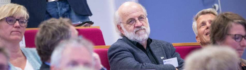 Oslo 20190528 - Petter Aasen, rektor Universitetet i sørøst-Norge. Foto: Siri Øverland Eriksen