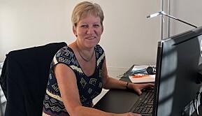 Prorektor for utdanning, Bjørg Kristin Selvik, ved Høgskulen på Vestlandet (HVL).