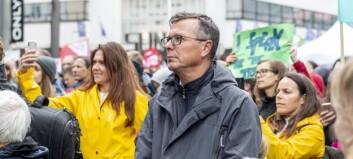 Debatt: Klimaarbeidet ved UiB fortsetter, på tross av andre kriser