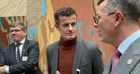 Universitetet i Stavanger: — Vi vil aldri mer søke støtte fra Difi