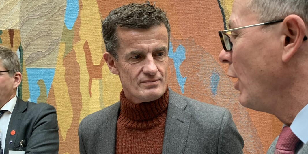 Rektor Klaus Mohn varslar eit stort mindreforbruk for Universitetet i Stavanger dette året.
