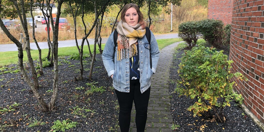 Det er flere grunner til at det ikke har lykkes å få på plass en studentdemokratisk struktur for Helgeland etter fusjonen, skriver Emelie Johanne Johansen, som er studentleder for Studentorganisasjonen Nord. Foto: SON
