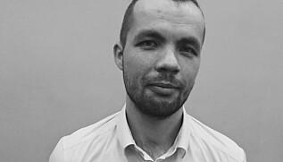 Alexander Lundgreen satser fortsatt på å bli psykolog. Foto: Maria Skarpaas Andersen