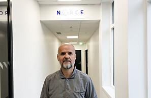 Forskningsleiar Dag Arne Christensen er kritisk til måten leiinga i Norce har handtert pensjonsavtalar på. Foto: Njord V. Svendsen