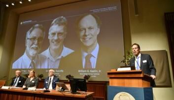 Nobelprisene 2019: Oppdagelse rundt celler og oksygen førte til nobelpris i medisin