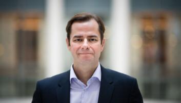 Lars Jacob Hiim, statsekretær i Kommunal- og moderniseringsdepartementet. Foto: Torbjørn Tandberg