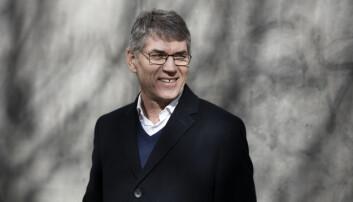 Sven Stafström er generaldirektør i det svenske Vetenskapsrådet. Foto: Johanna Hanno