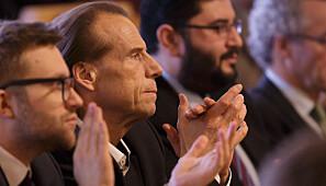 Arbeiderpartiets Jan Bøhler i Stortinget. Foto: Morten Brakestad/ Stortinget