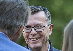 NMBU 20190613 - hagefest hos NMBU. Dag Rune Olsen, rektor UiB
