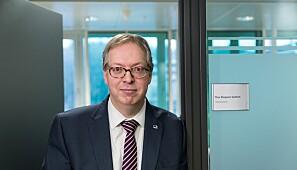 Thor B. Sættem, statssekretær i Justis- og beredskapsdepartementet. Foto: Olav Heggø, Fotovisjon