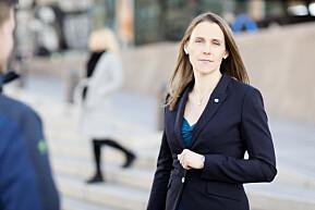 Nestleder i Akademikerne og president i Tekna, Lise Lyngsnes Randeberg, frykter for konsekvensene av stengte laboratorier.