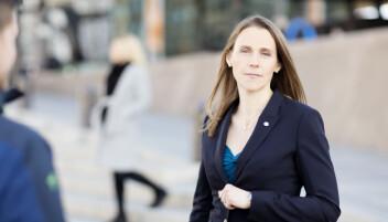 President i Tekna, Lise Lyngsnes Randeberg.