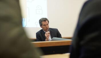 Administrerende direktør i Forskningsrådet, John-Arne Røttingen. Foto: Ketil Blom Haugstulen
