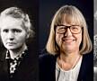 Mannstung Nobel: Det er delt ut over 600 medaljer i fysikk, kjemi og medisin. Bare 20 av dem har gått til kvinner.