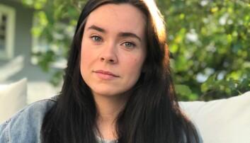 Inger-Lise Bråthen er ein av dei 163 studentane som saksøkte staten. Foto: Privat